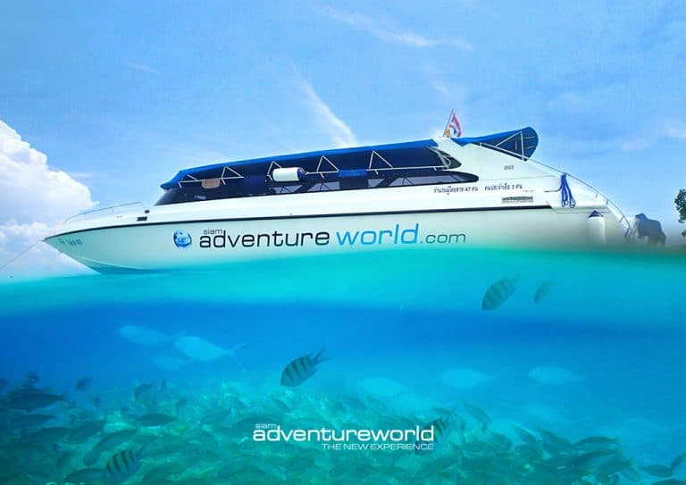 Snorkeling in Koh Rok