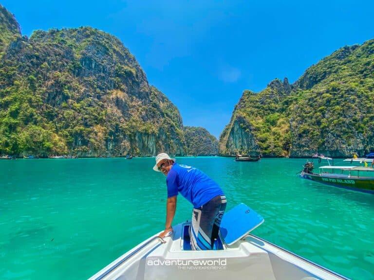 Phi Phi Islands Siam Adventure World-16