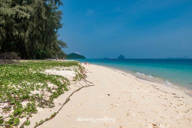 Koh Kradan with Siam Adventure World