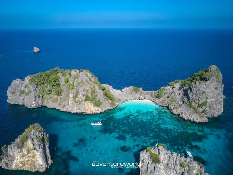 Koh Rok & Haa Islands Tour from Phuket