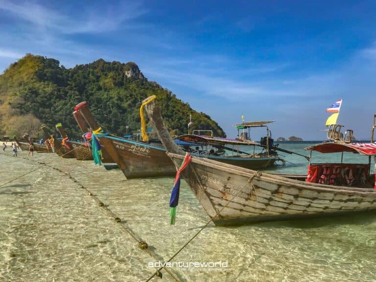 Krabi Highlights with Siam Adventure World