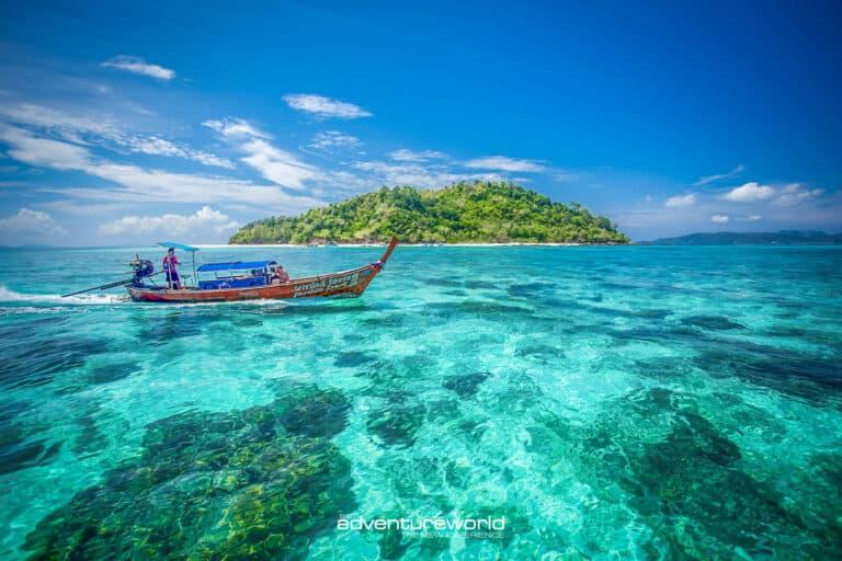 Phi Phi Islands with Siam Adventure World-21