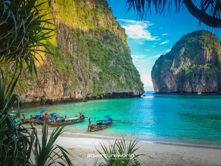 Phi Phi Islands with Siam Adventure World-40