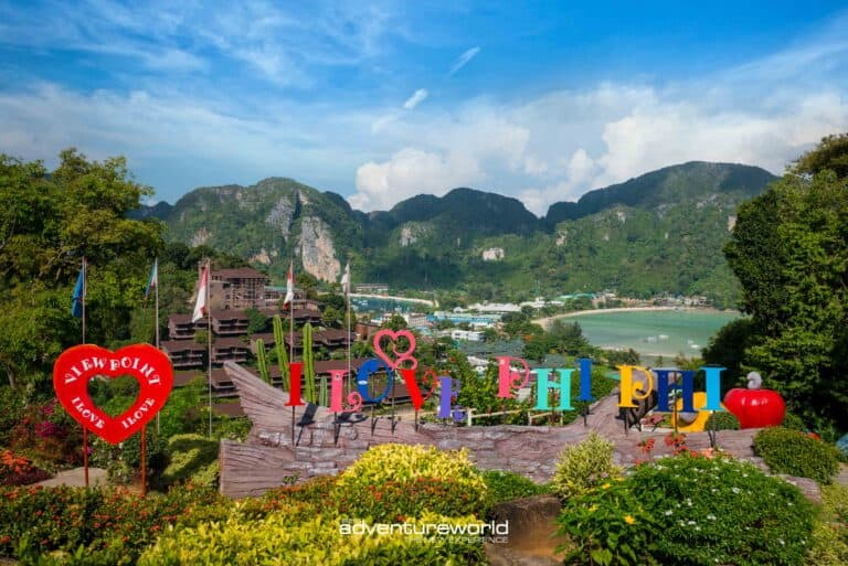 Phi Phi View Point