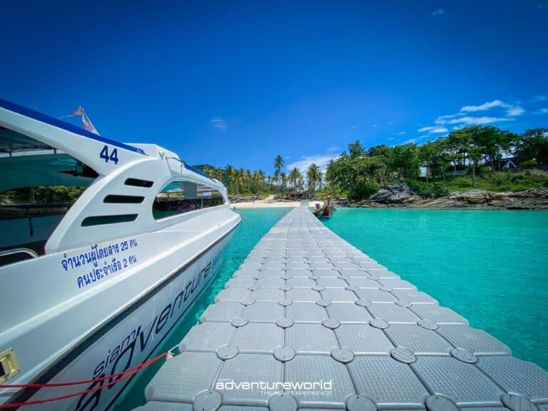 Siam Adventure World Racha Yai Noi Coral4-17