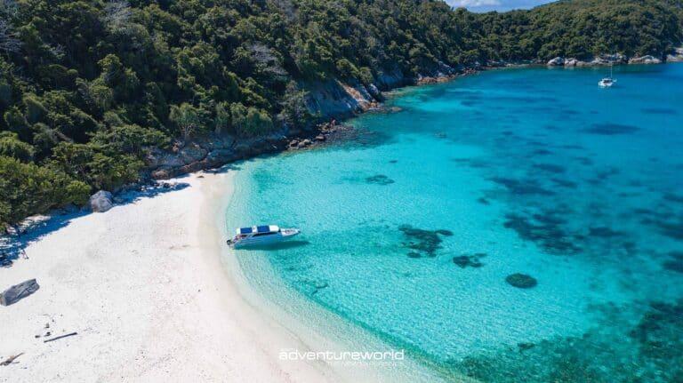 Siam Adventure World Racha Yai Noi Coral5