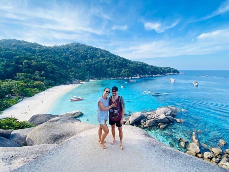 similan snorkeling tour from phuket